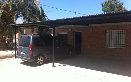 Parking y oficinas OrtoSureste