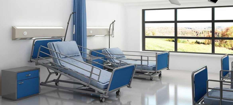 Cama Hospitalaria Liberty Med