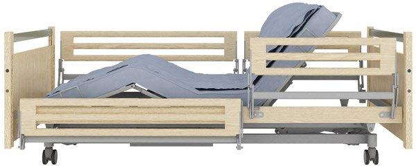 Planos articulados de cama