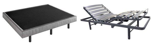 Diferencias Base tapizada y cama articulada